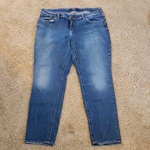 Silver Jeans Jeans - Silver Jeans Suki Ankle Slim Jeans